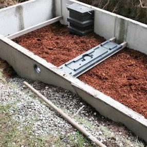 Recyclage de fosses septique